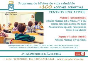 Programa Centros educativos 2018