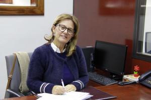 Carmen Alicia Glez-Concejala de Hacienda Guía de Isora