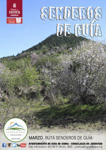 Ruta senderos de Guía 12-marzo