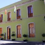 Fachada del Ayuntamiento de Guía de Isora.