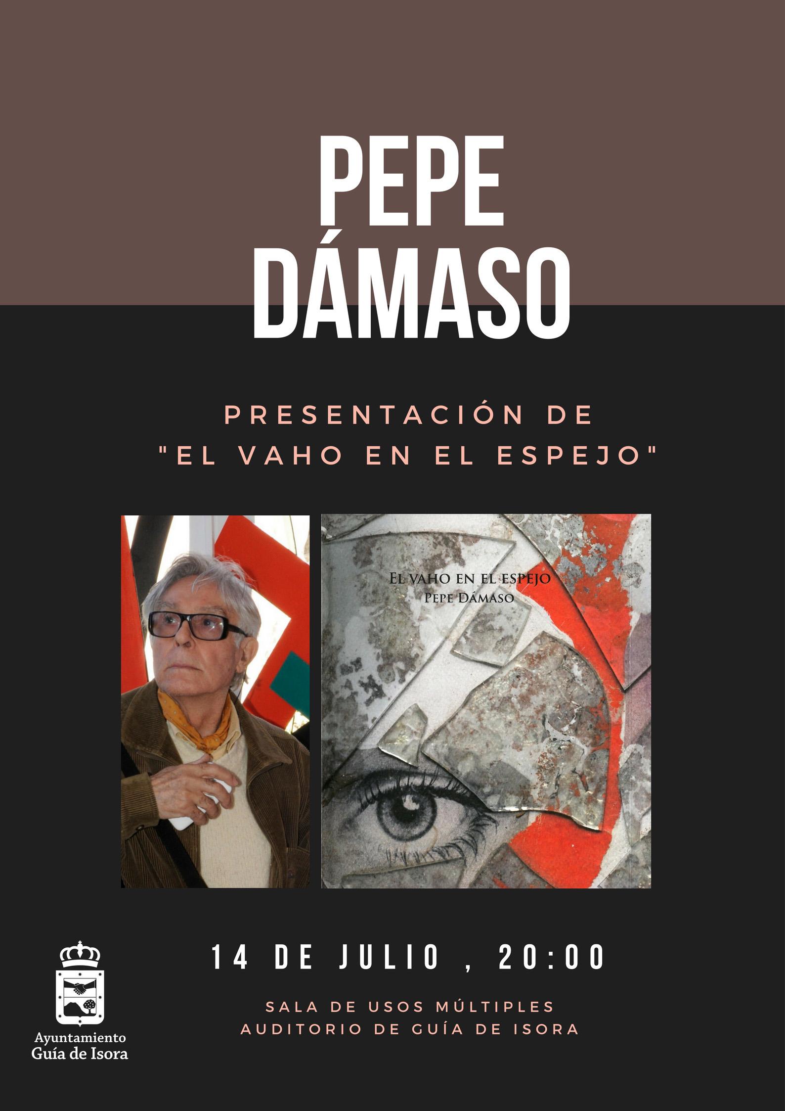 Pepe Dámaso  en Guía de Isora