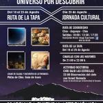 Ruta de la tapa en Chío-18-25 agosto