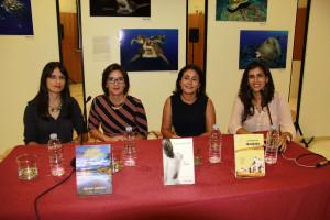 Presentación escritoras isoranas y concejala Lorena Medina_MG_5426
