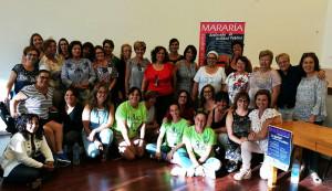 Encuentro Asociaciones Asmudechi, Arcoiris, Mararía-Lanzarote
