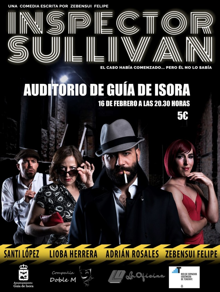 Cartel Inspector Sullivan Alta Resolución1