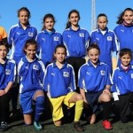 Alevín C Femenino Escuela Municpal Guía de Isora