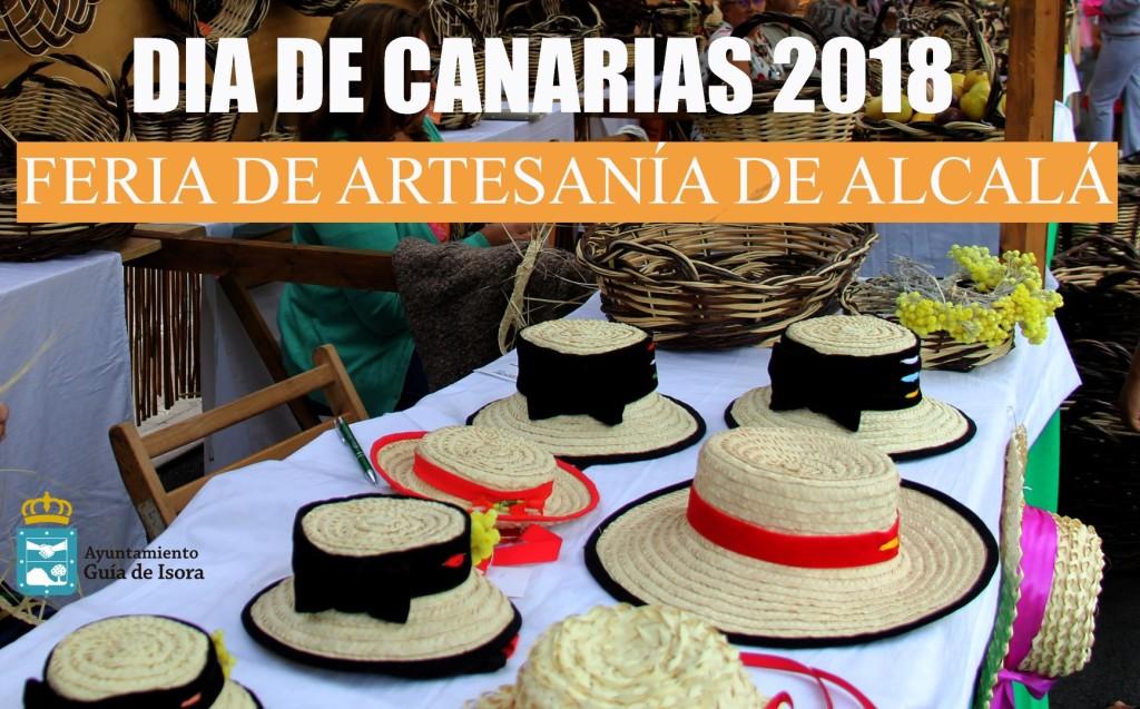 CARTEL_FERIA_ARTESANÍA_ALCALÁ_2018