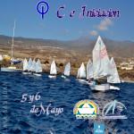 regata insular optimist C e iniciación