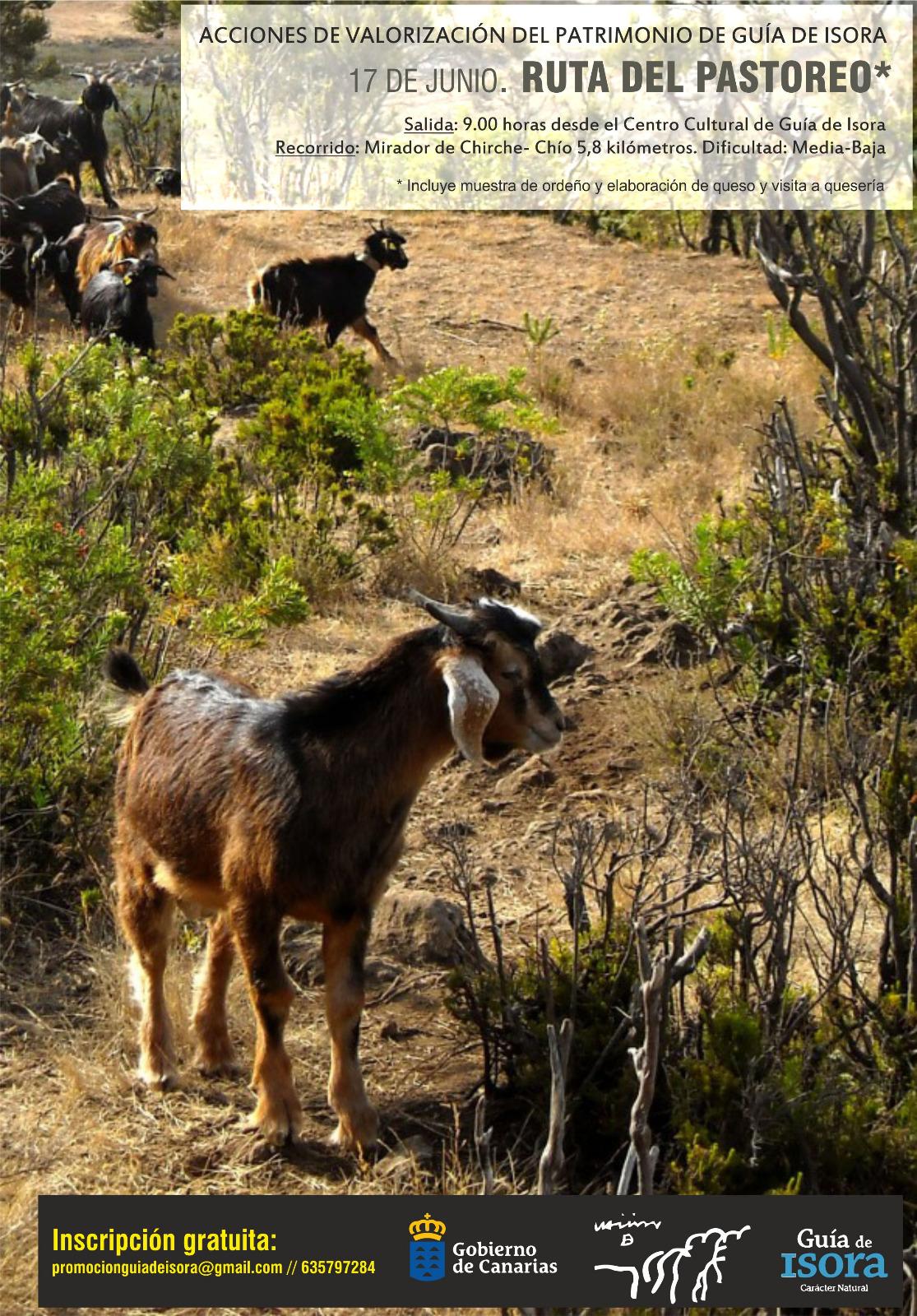 Ruta del Pastoreo