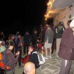 Foto de archivo - Avituallamiento y apoyo peregrinos hacia Candelaria2