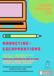 CARTEL MARKETING-ESCAPARATISMO