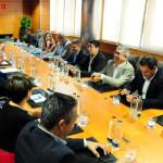 REUNION COMISION DE TURISMO CAMARA DE COMERCIO CON LA ASOCIACION DE MUNICIPIOS TURISTICOS DE CANARIAS6
