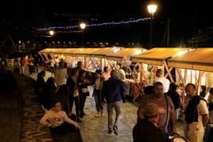Mercado de Navidad foto
