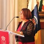 Josefa Mesa jurando el cargo_2882
