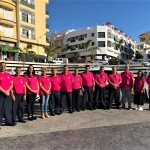 Taxistas campaña AMATE-Cáncer mama