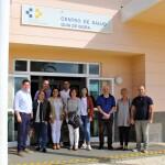 Visita Gerente Atención Primaria Centro de Salud