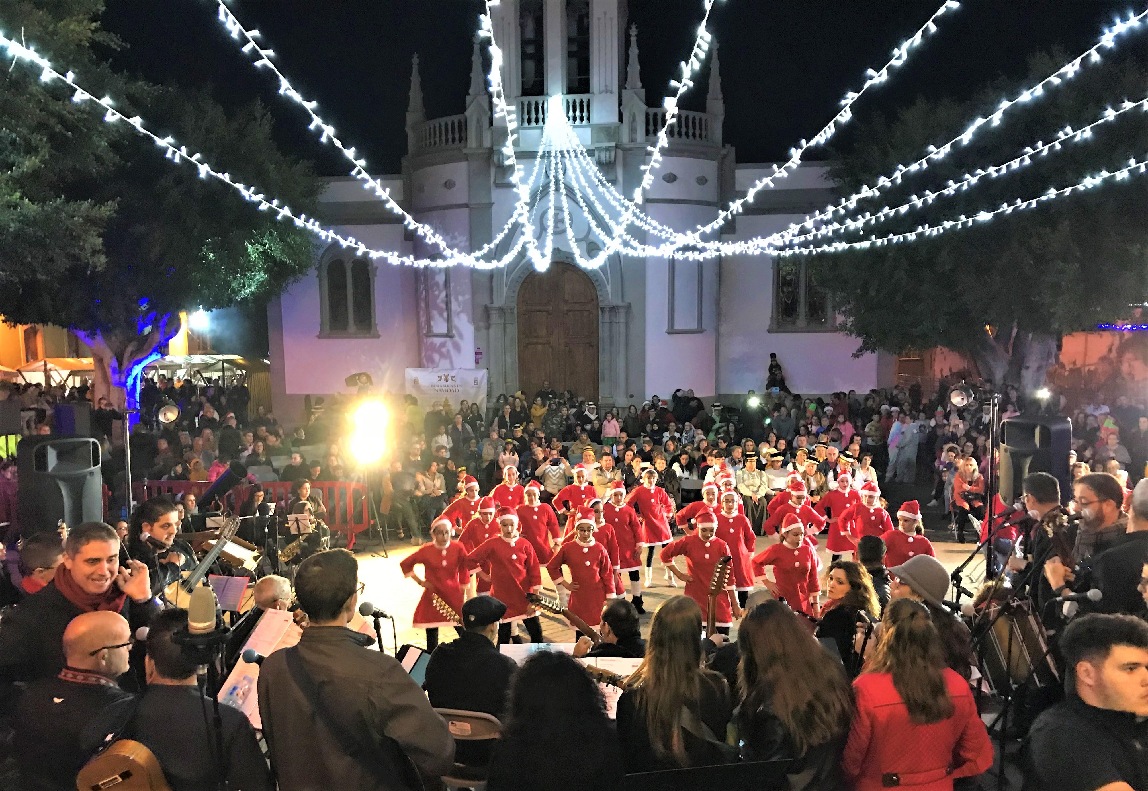 La Navidad llega a Guía con música, teatro, deporte y numerosas actividades al aire libre para disfrutar en familia