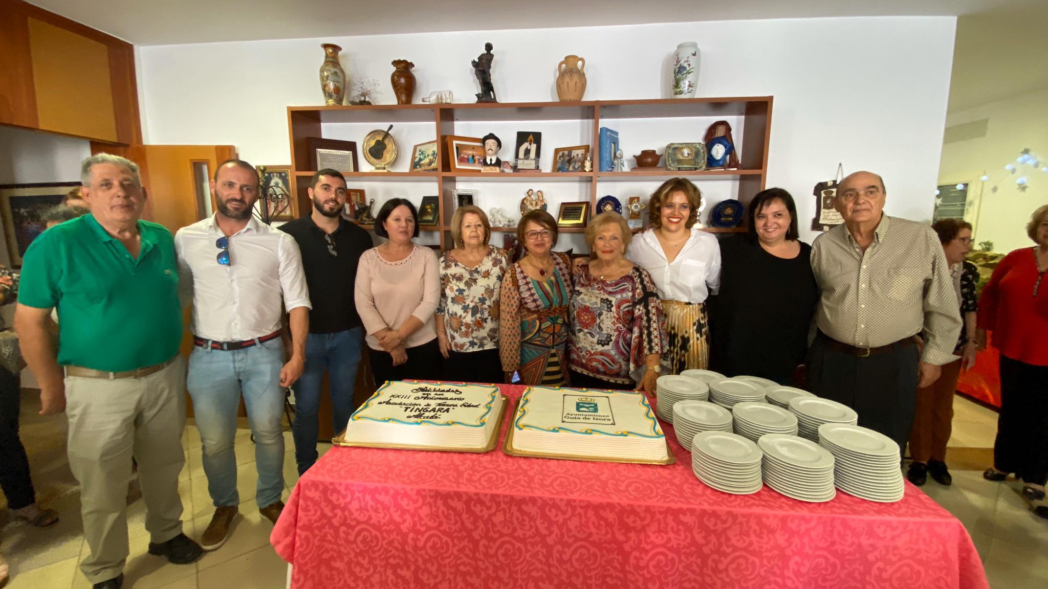 La Asociación Tingara cumple 23 años