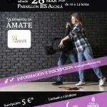 CARTEL A3 - SEMINARIO de Defensa Personal Femenina 22 mar 2020