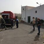Conato incendio Aguadulce-Josefa Mesa