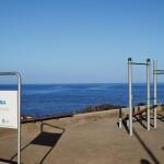 Parque Calistenia Playa San Juan