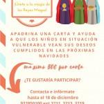 Cartel campaña Reyes