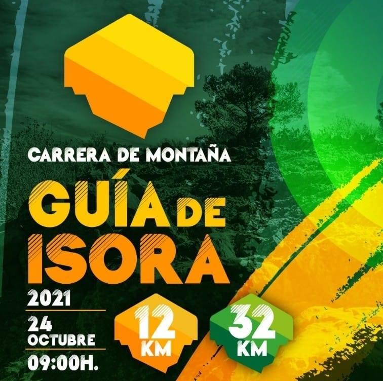 Carrera de Montaña 2021 24 octubre redes