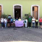 IMG_3065-Amate, ciclistas y representantes Ayuntamiento