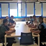 Reunión Seguridad Guardia Civil