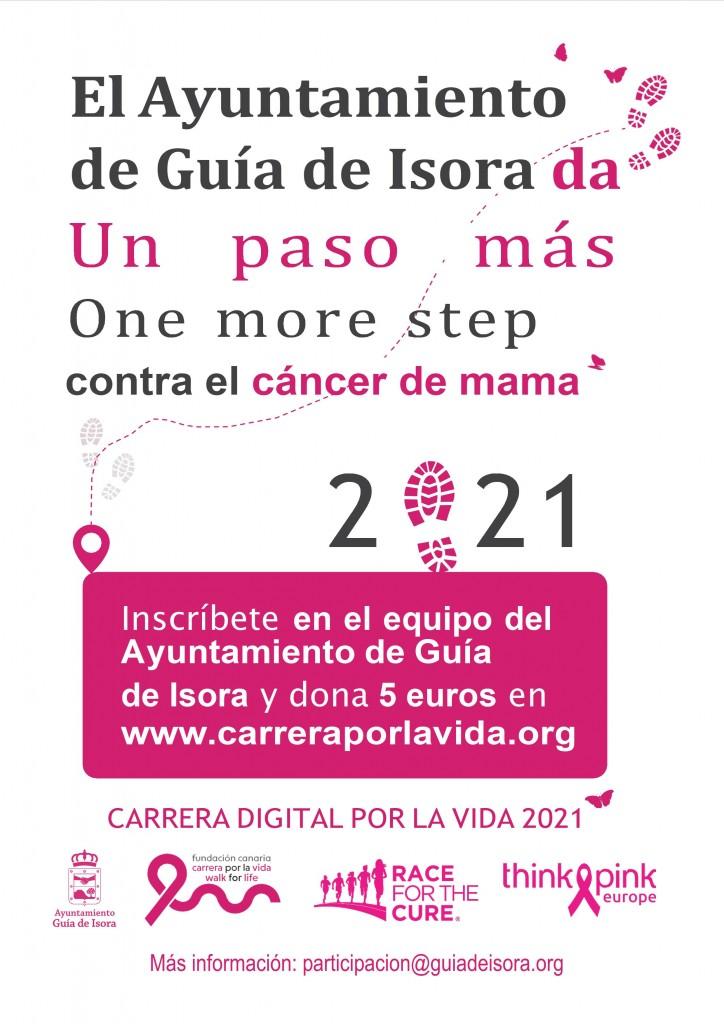 carrera digital por la vida poster